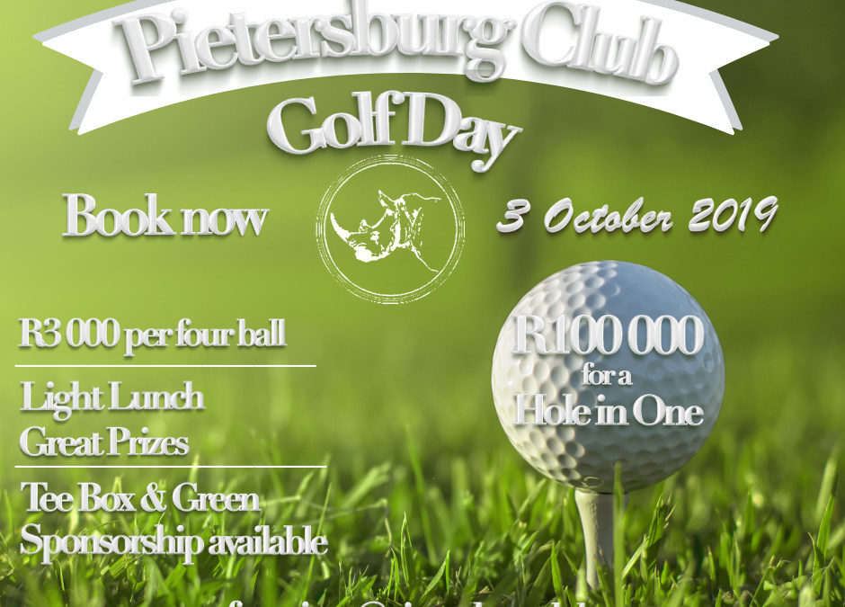 Pietersburg Club Golf Day